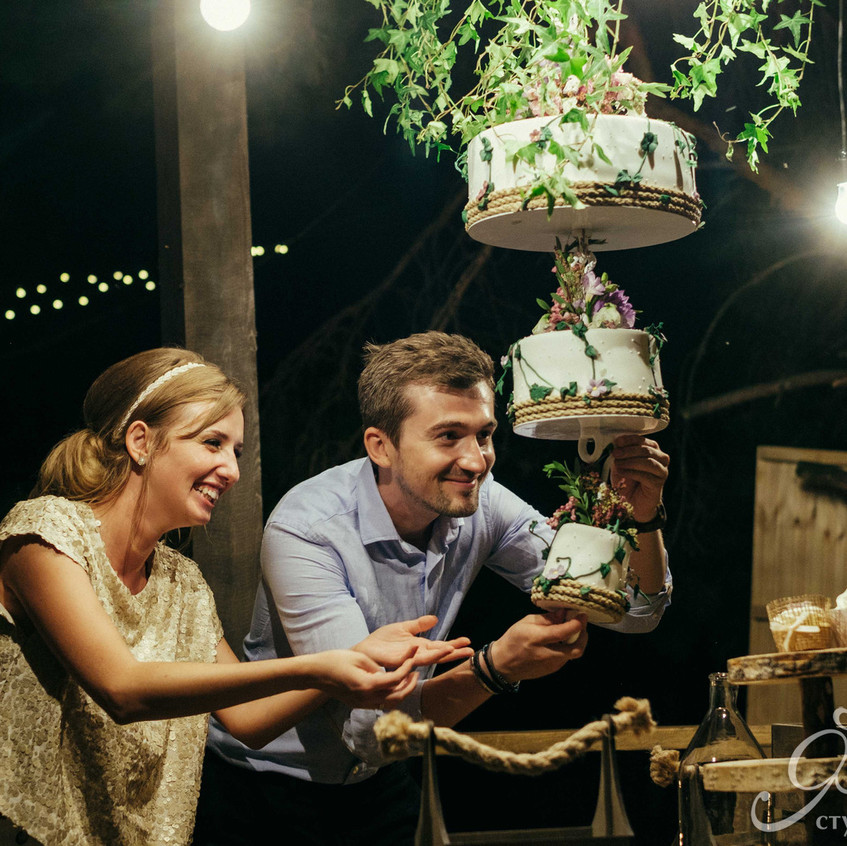 Свадьба Артура и Леры