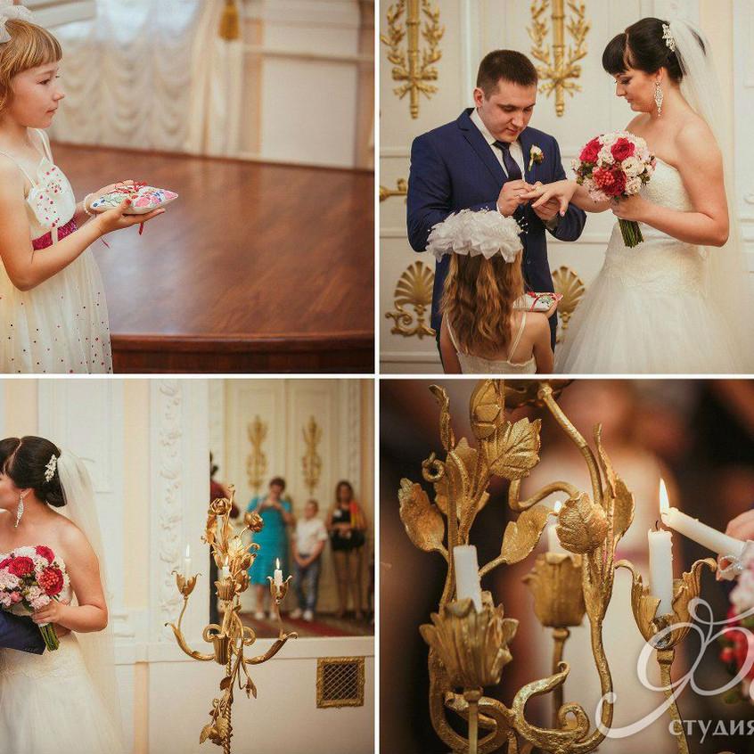 Сергей и Евгения 26 июля 2014