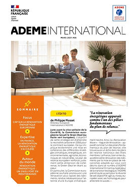 ADEME INTERNATIONAL n°56