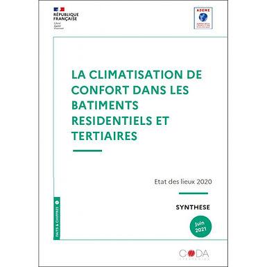 La climatisation de confort dans les bâtiments résidentiels et tertiaires