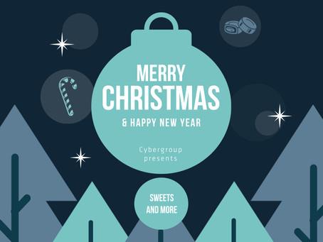 Der cyber-Wear Weihnachtskatalog ist zurück- Nachhaltiger wie je zuvor.
