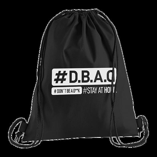 D.B.A.D. Drawstring Bag