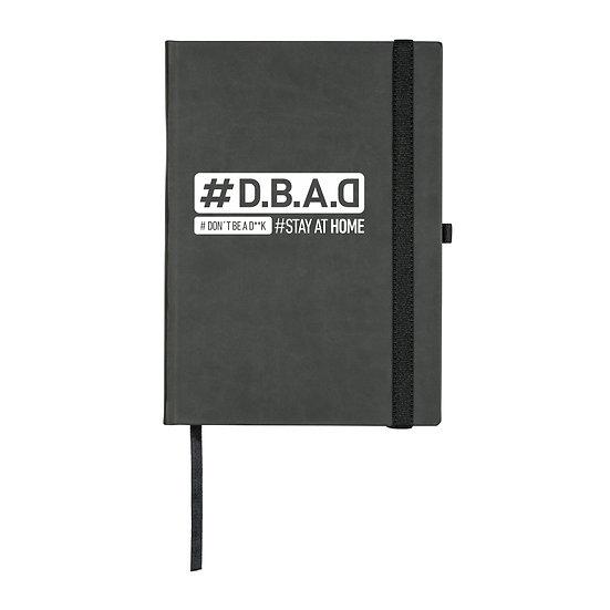 D.B.A.D. Notebook