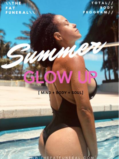 Women Summer glow up