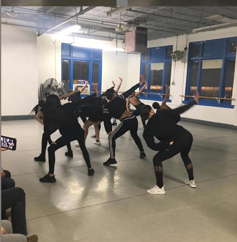 Hip-Hop/ Choreography