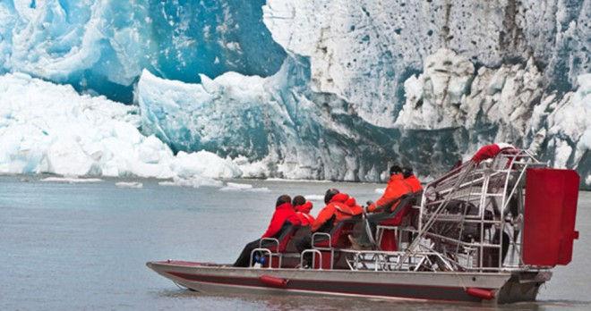 Air, Water & Ice Adventure