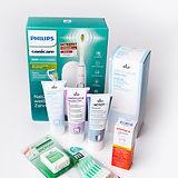 Starterpaket elektrische Zahnbürste