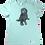 Thumbnail: Labradoodle, 100% cotton, fine jersey t-shirt