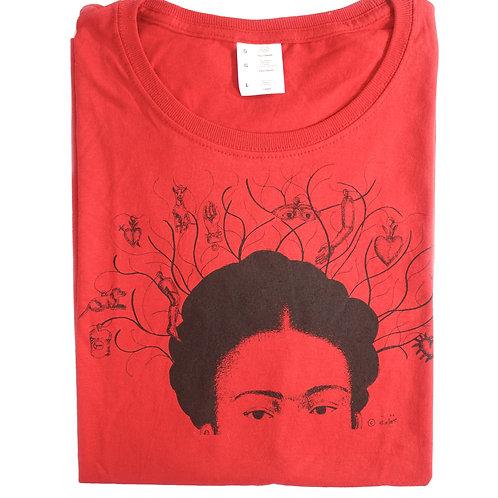 Milagros, 100% cotton t-shirt