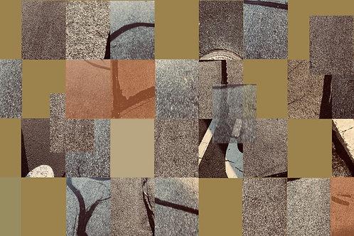 Presidio, digital print, canvas, 18 x 24 inches