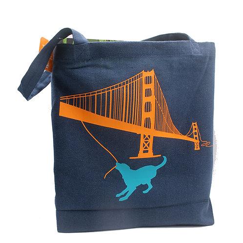 Golden Gate Bridge's Tug of War Tote