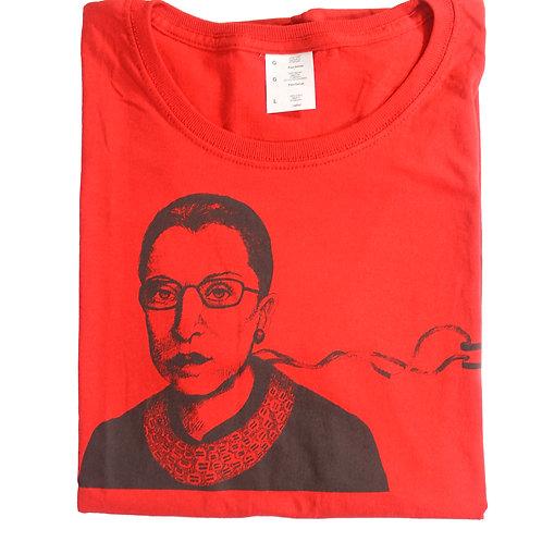 RBG, 100% cotton t-shirt