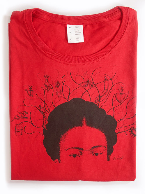 Milagros, 100% cotton t-shirt