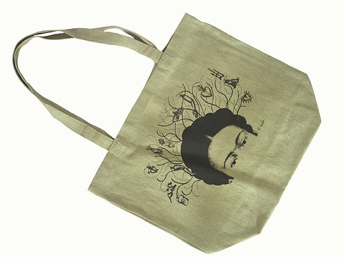 Milagros, 100% recycled cotton tote