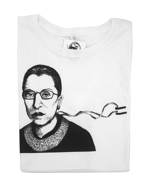 RBG Tee, 100% cotton