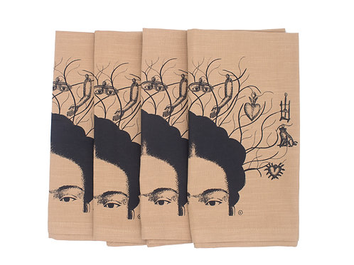 Milagros, 100% cotton napkins