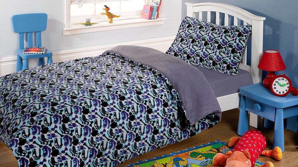 DinoSnore Bedding Set