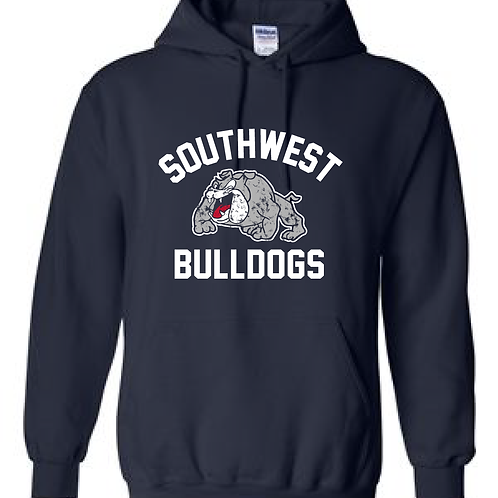 SWMS Bulldogs Hooded Sweatshirt