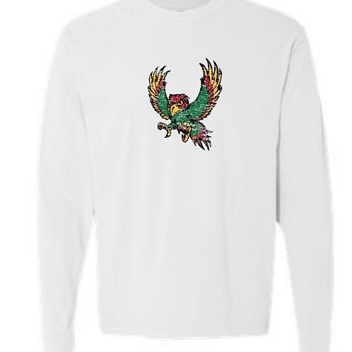 Freddie Firebird Comfort Color Long Sleeve Tee