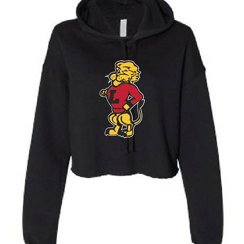 Chesty Cropped Hoodie