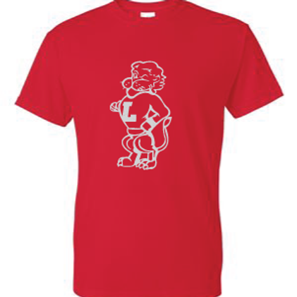 Outline Chesty Red Tee