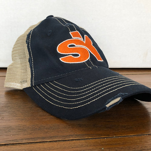 Sidekicks Dirty Wash Mesh-Back Cap