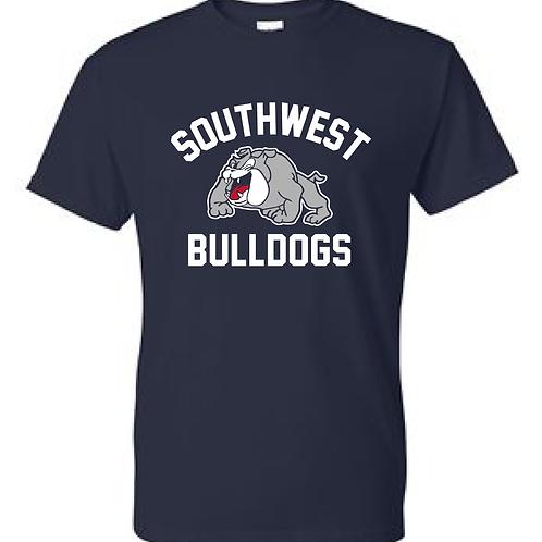 SWMS Bulldogs Basic Tee