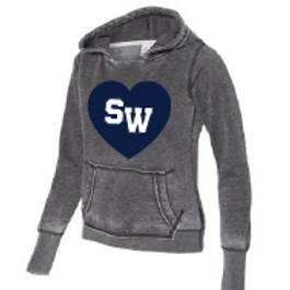 SWMS SW Heart Zen Sweatshirt