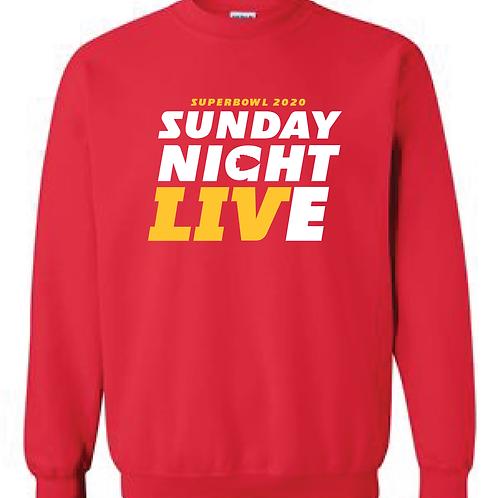 Superbowl SNL Crewneck