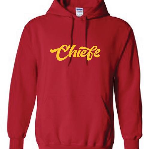 Chiefs Script Hoodie