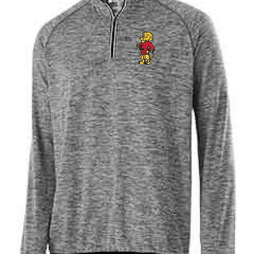 LHS Chesty Embroidery Force Training Quarter Zip
