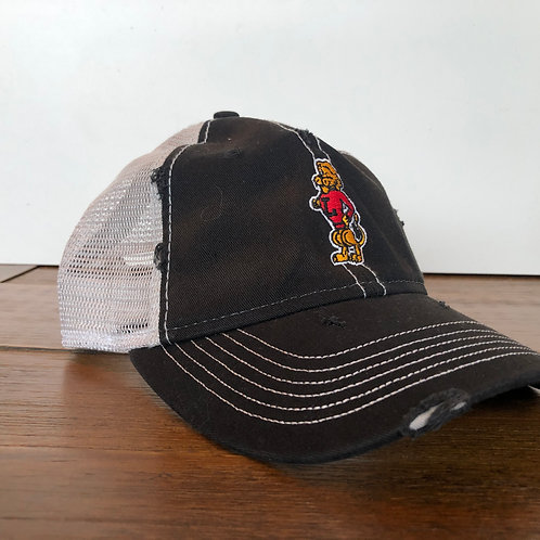 LHS Softball Chesty Embroidery Washed Cap