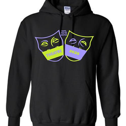 SWMS Drama Hooded Sweatshirt
