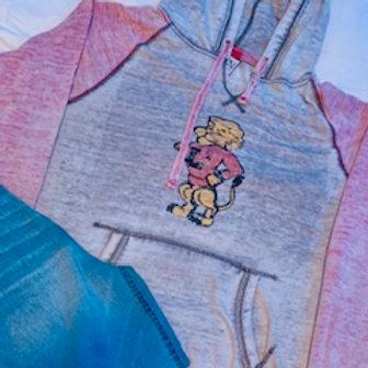 LHS Pink Out Zen Hoody