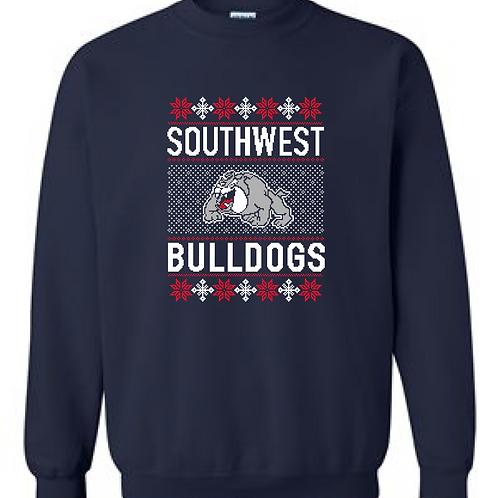 SWMS Winter Sweater Basic Crew