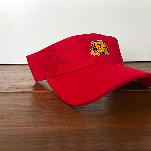 LHS Softball Basic Chesty Embroidery Visor