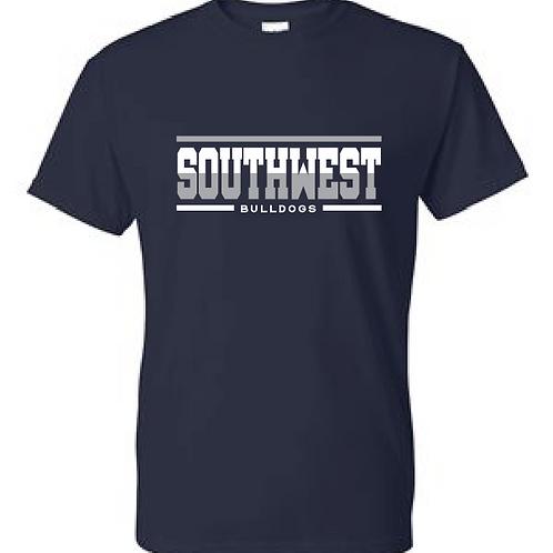 Split Tee - Southwest Middle School