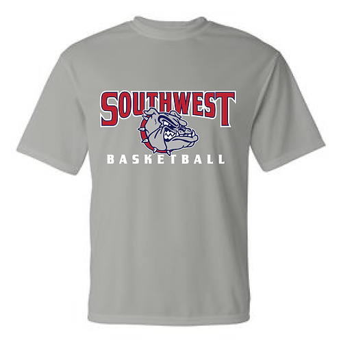 SWMS Basketball Dry-Fit Tee