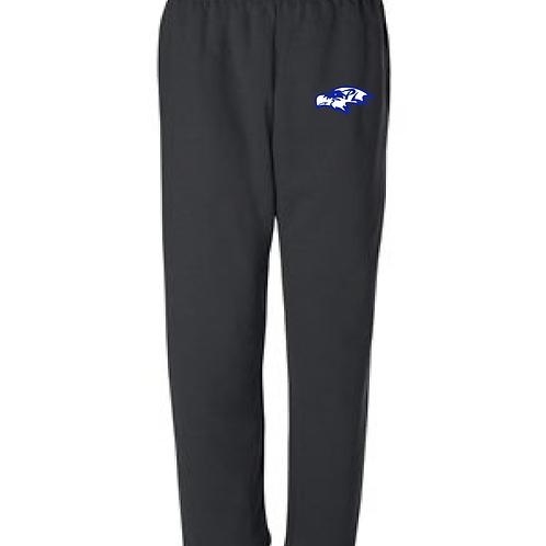 PLHS Softball Unisex Open Bottom Sweatpants