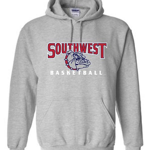 SWMS Basketball Hooded Sweatshirt