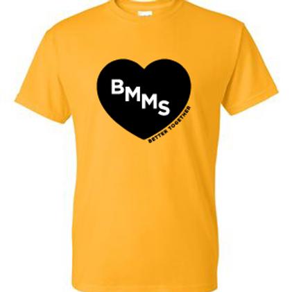 BMMS Heart Bella Tee