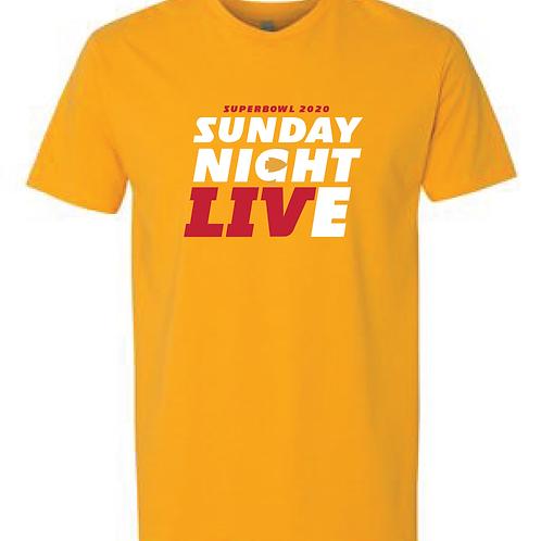 Superbowl SNL Crew Tee