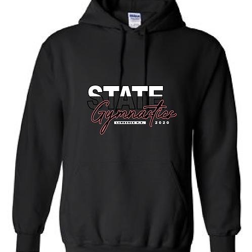 State Gymnastics Hooded Sweatshirt