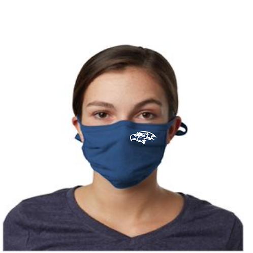 PLHS Softball Kaw Adjustable Cotton Mask