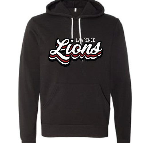 Stacked Lions Hoodie