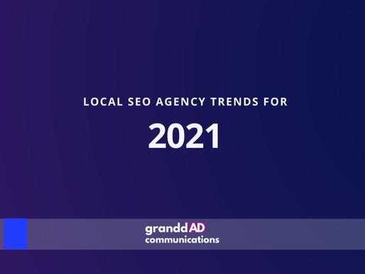 Local SEO Agency Trends for 2021