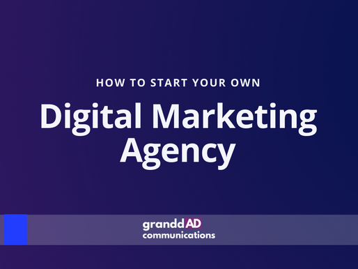 How to start a Digital Marketing Agency
