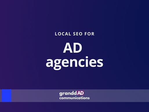 Local SEO For Ad agencies| Granddad Communications