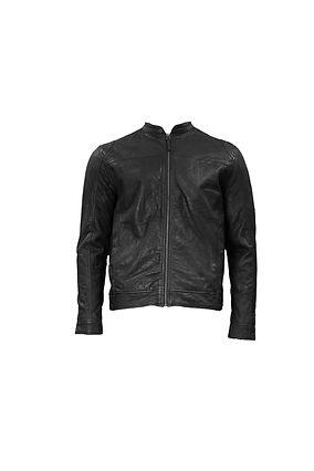 2190541510, Lederjacke, Black, 298,90€.j