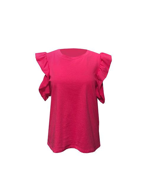 Shirt mit Flügelärmel